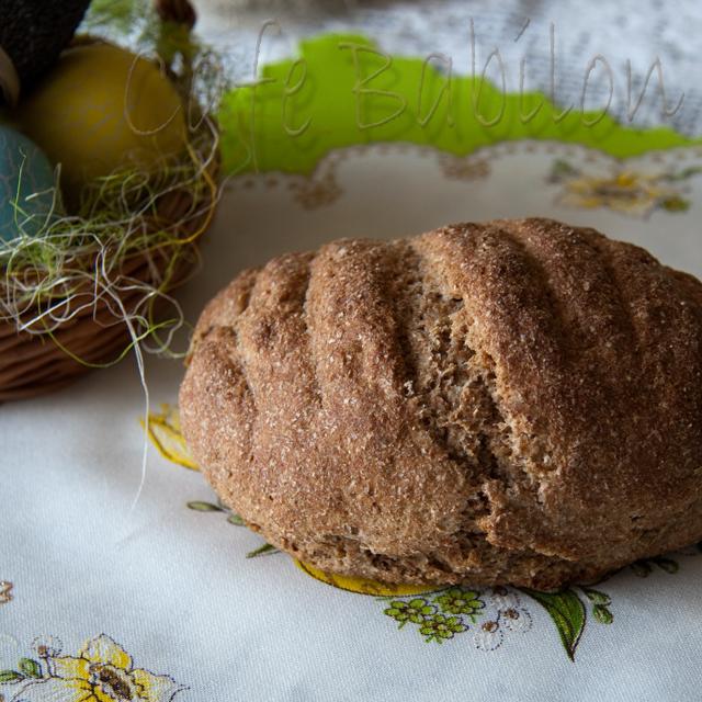 Chleb kefirowy na sodzie