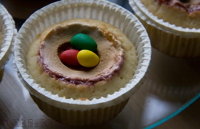 Muffinki z piankami