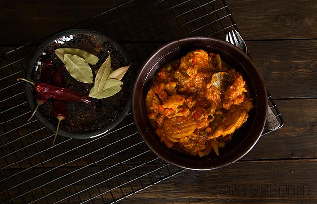 Kurczak chilli