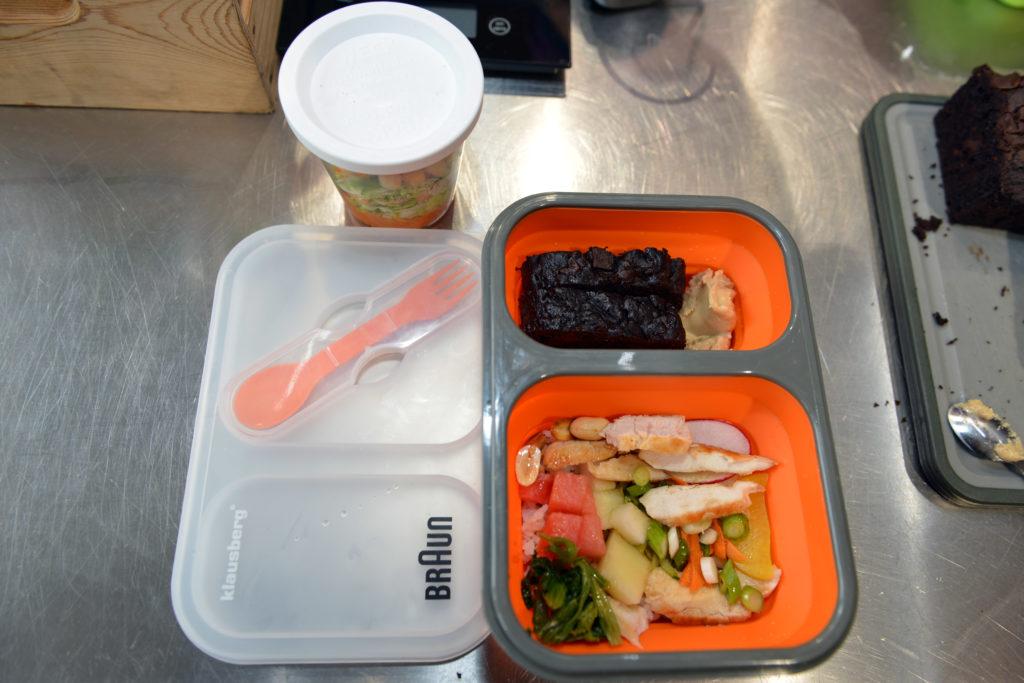 Smaczny lunchbox dla dzieci od braun